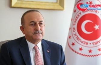 Çavuşoğlu: Bu sorunun tek bir çözümü var; Ermenistan, Azerbaycan topraklarından çekilecek