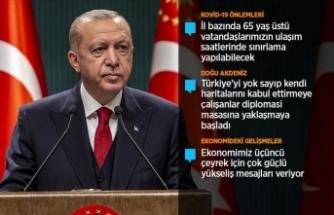 Erdoğan: Türkiye'ye olan husumetlerinden dolayı dünyanın dengelerini alt üst etmeye kalkanlar kendi sonlarını hazırlıyor