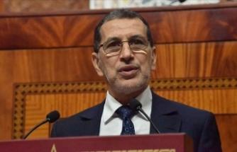 Fas Başbakanı Osmani: Başkenti Kudüs olan bir Filistin devleti kurulmadan kalıcı barış sağlanamaz