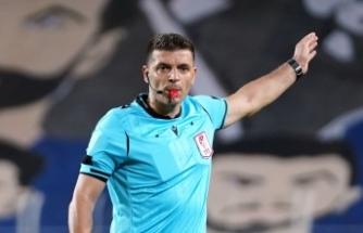 Fatih Karagümrük-Başakşehir maçının VAR'ı Ümit Öztürk