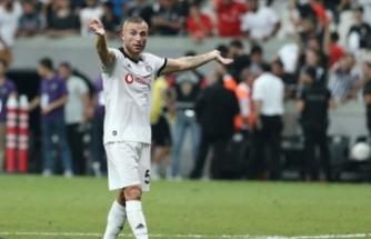 Gökhan Töre yeniden Beşiktaş'ta