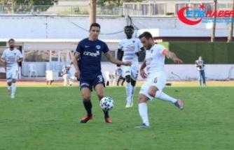 Hatayspor, sahasında Kasımpaşa'yı 1-0 yendi