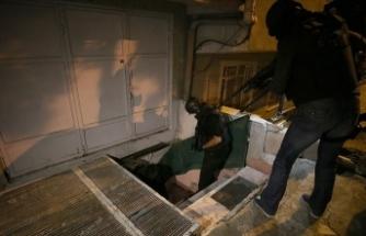 İstanbul'da terör örgütü DEAŞ'a yönelik eş zamanlı operasyon başlatıldı