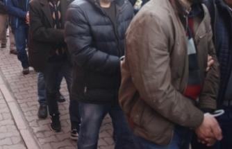 İstanbul'da DEAŞ ve HTŞ'ye operasyon: Yabancı uyruklu 13 şüpheli yakalandı