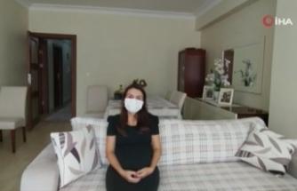 Korona virüse yakalanan öğretmen: 'Çocuklarım için hayata tutundum'