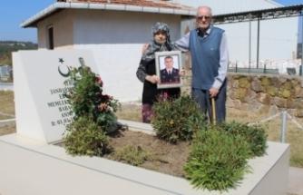 Şehit Binbaşı Kurt'un ailesi: 'Türk Silahlı Kuvvetlerimizden Allah razı olsun'