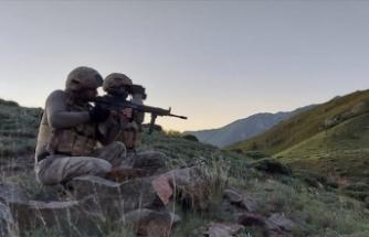 Siirt'te etkisiz hale getirilen PKK'lı terörist sayısı 5'e yükseldi