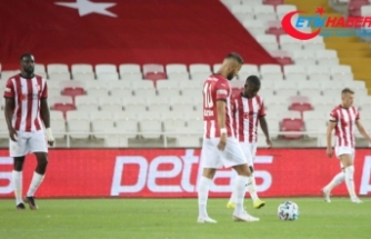 Sivasspor, evinde 203 dakikadır gol atamıyor