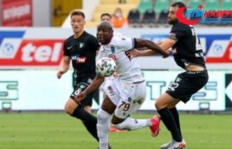 Trabzonspor yine kayıpları oynuyor! 2 haftada 5 puan bıraktı