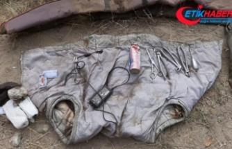 Tunceli'de 12 sığınak imha edildi