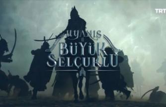 Türk televizyon tarihinin en uzun savaş sahnesi 'Uyanış: Büyük Selçuklu' için çekildi