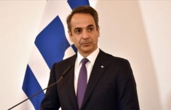 Yunanistan Başbakanı Miçotakis: Şimdi sıra Türkiye ile diplomaside