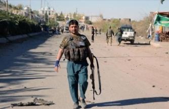 Afganistan'da Taliban saldırısında 20 güvenlik görevlisi öldü