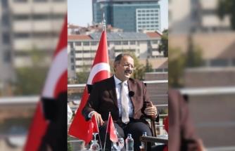 """AK Parti Genel Başkan Yardımcısı Özhaseki: """"Türkiye'nin birliğini hala sindiremeyenler var"""""""