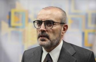 AK Parti'li Ünal: Türkiye'de temsilcilik açmak zorunluluğu getiren yasa ile hukuki ve mali muhataplık oluşacak