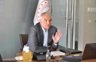 """""""Ankara'yı hub yaparak birçok noktaya turizm tren rotalarını yaymak istiyoruz"""""""