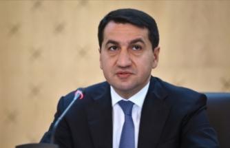 """Azerbaycan'dan """"Diplomatik çözüm yoktur"""" diyen Ermenistan Başbakanı Paşinyan'a tepki"""