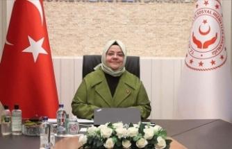 Bakan Zehra Zümrüt Selçuk: Ekim ayında 89 bin anneye doğum yardımı yapıldı