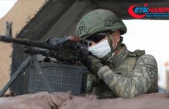 Barış Pınarı bölgesinde 9 PKK/YPG'li terörist etkisiz hale getirildi