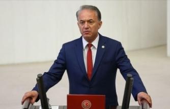 CHP Bursa Milletvekili Yüksel Özkan'ın Kovid-19 testi pozitif çıktı