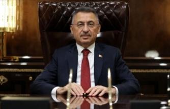 Cumhurbaşkanı Yardımcısı Oktay: Şiddete başvurmak acizliktir, barbarlıktır, adeta insanlık suçudur