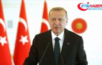 Erdoğan: Macron'un başını çektiği girişimlerin gayesi İslam ve Müslümanlarla hesaplaşmaktır