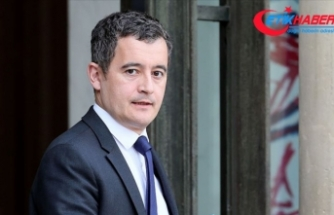 Fransa İçişleri Bakanından küstah açıklama: Marketlerdeki helal gıda ürünleri reyonlarından rahatsız oluyorum