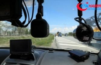 Hız sınırını aşan yaklaşık 40 bin sürücüye ceza