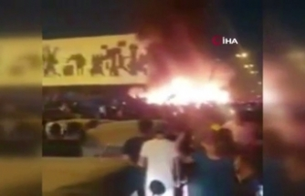 Irak'taki protestoların bilançosu belli oldu: 169 yaralı
