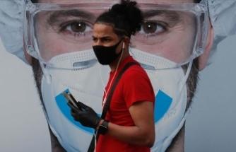 İspanya'da Kovid-19'da toplam vaka sayısı 1 milyona yaklaştı