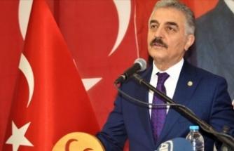 "MHP'li Büyükataman: Babacan'a tavsiyemiz ise ""had sınırı""nı bilmesidir"