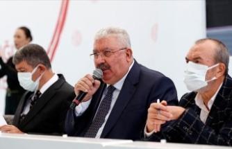 MHP'li Yalçın: Bugüne kadar 54 il, 910 ilçe kongresini gerçekleştirdik