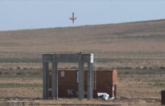 Minyatür Bomba Projesi kapsamında yapılan taarruz test atışı başarıyla tamamlandı