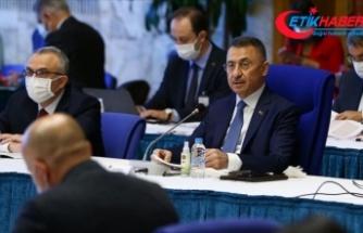 Oktay: 2021 bütçesi güçlü şekilde toparlanmaya başlayan Türkiye'nin bütçesidir
