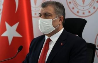 Sağlık Bakanı Koca: Koronavirüs salgını tüm ülkede yeniden tırmanışa geçmiş durumdadır