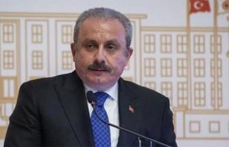 TBMM Başkanı Şentop: Türkiye Azerbaycan'ın yanında yer almaya devam edecek