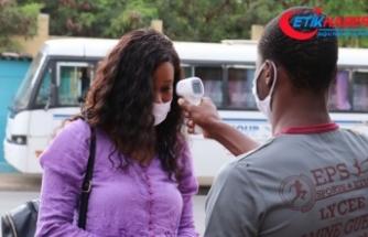 Afrika kıtasında Kovid-19 vaka sayısı 2 milyon 90 bini aştı