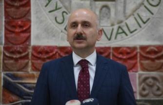 """Bakan Karaismailoğlu: """"Nallıhan Kuş Cenneti'ni korumak için tünel inşa ediyoruz"""""""