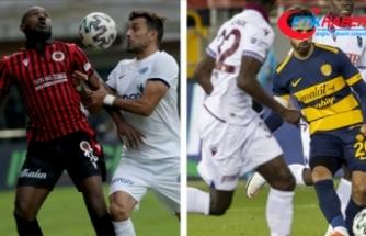 Başkent ekipleri Süper Lig'de galibiyeti unuttu