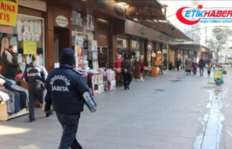 Gaziantep Büyükşehir Belediyesinden esnafa 1500 lira destek