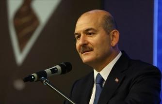 İçişleri Bakanı Soylu: Kısıtlamalar çerçevesinde 78 bin 873 kamerayla tedbirler takip edilmektedir