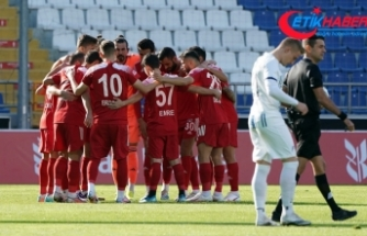 Kasımpaşa: 3 - 24 Erzincanspor: 0