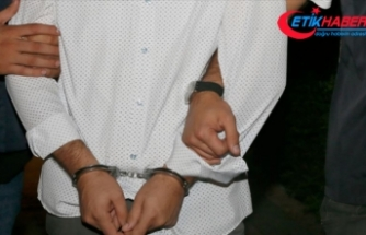 Kırmızı bültenle aranan FETÖ zanlısı Gaziantep'te yakalandı