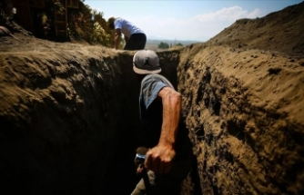 Meksika'da gizli mezarlarda 113 ceset bulundu