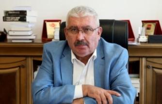 MHP'li Semih Yalçın: MHP'ye saldırılar pis bir tezgâhın işareti