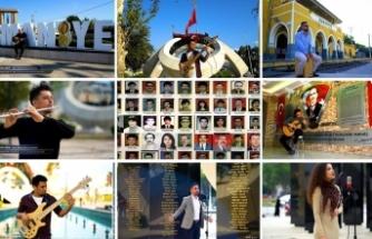 Osmaniye Milli Eğitim Müdürlüğü'nden Şehit Öğretmenler İçin Anlamlı Klip