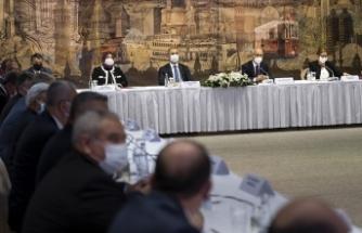 TOBB Başkanı Hisarcıklıoğlu: Bu dönemde devletimizi yanımızda görmek bizim için çok değerliydi