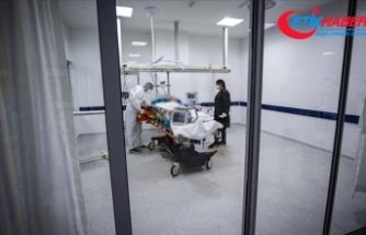 Türkiye'de son 24 saatte 29 bin 132 kişinin Kovid-19 testi pozitif çıktı, 174 kişi hayatını kaybetti
