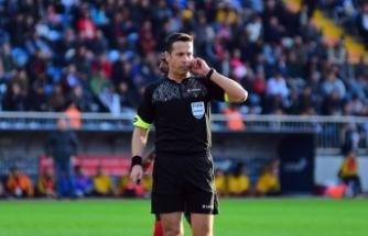 UEFA, hakem Halis Özkahya'yı Avrupa Konferans Ligi'nde görevlendirdi