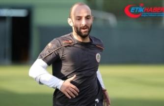 Aytemiz Alanyaspor'da Efecan Karaca Kovid-19'a yakalandı